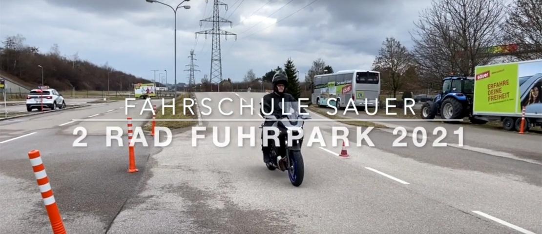 Unser 2-Rad Fuhrpark